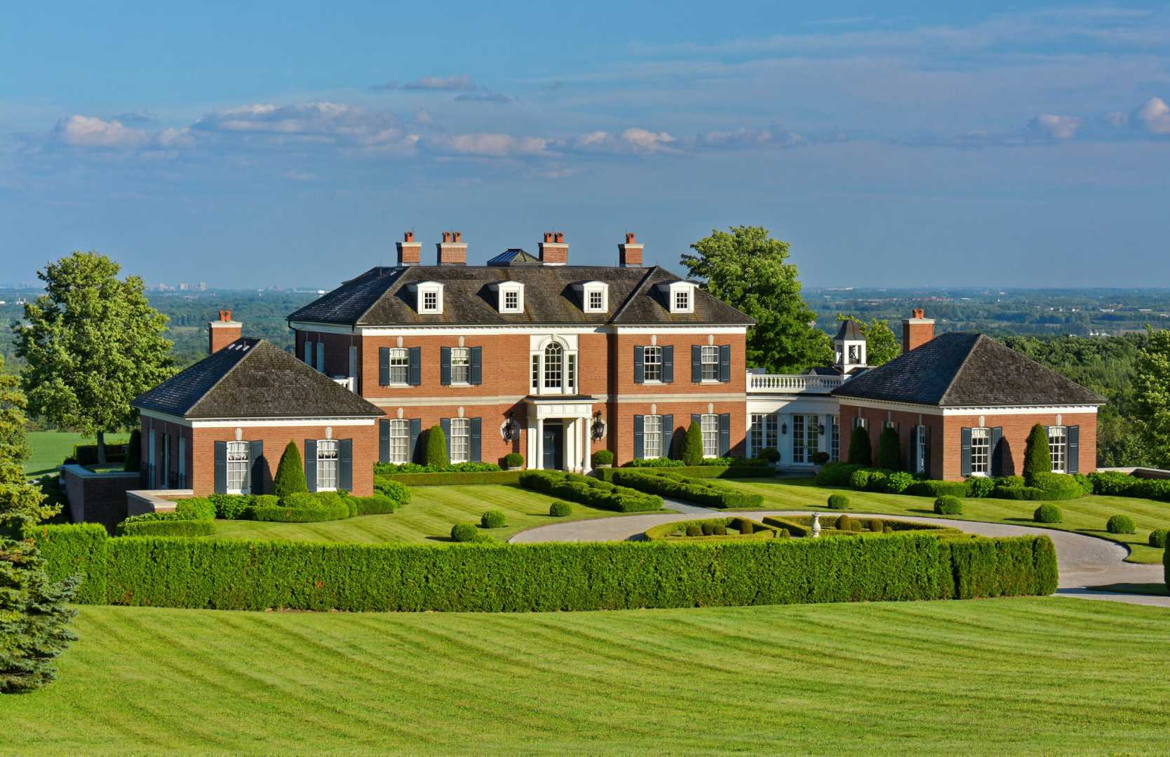 The Most Spectacular 85 Acre Estate In World