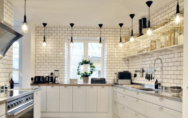 7 Important Elements For A Practical Kitchen Design & 7 Important Elements For A Practical Kitchen Design | Luxury ...