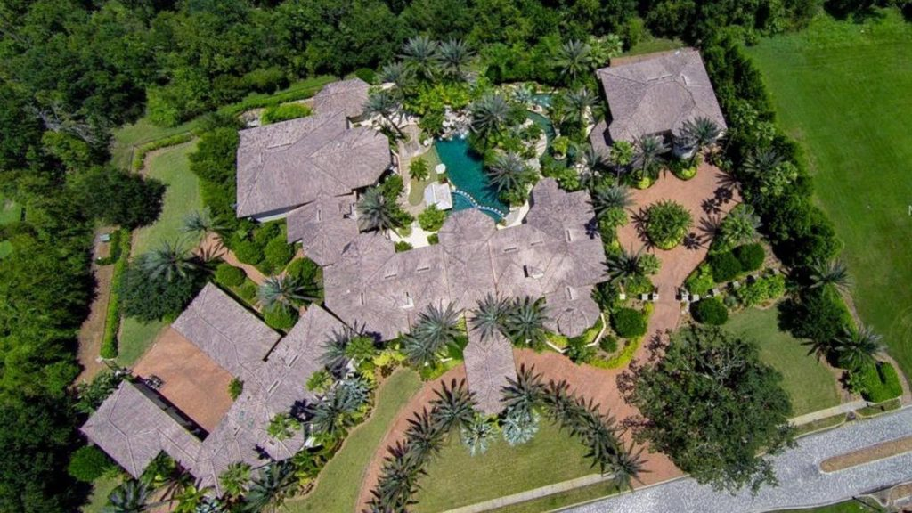 Home Tour Inside This Jaw Dropping World Class Mediterranean Grand Residence in Florida! ARCHITECTURE LUXURY HOMES Luxury Homes Tours Mediterranean Style Architecture Mega Mansions VIDEOS