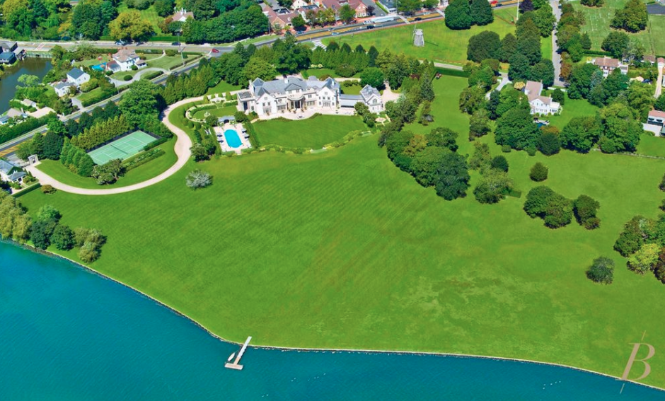 The Villa Maria Estate | Hamptons Real Estate – Halsey Lane Compound, Water Mill LUXURY HOMES Luxury Homes Tours Mega Mansions VIDEOS