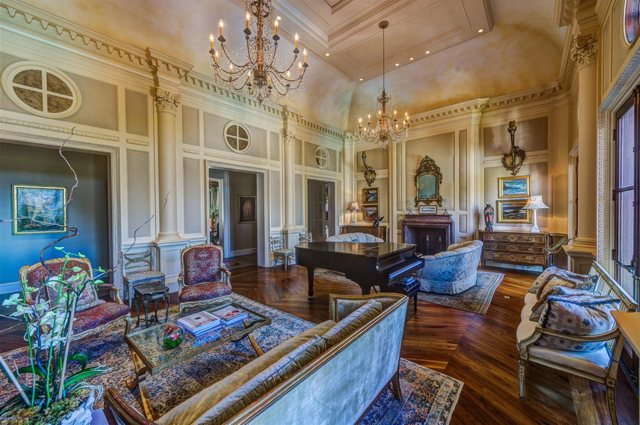 $15 Million Exquisite Palladian Style Mansion Inspired by Italian Classicism ARCHITECTURE LUXURY HOMES Palladian Style Architecture