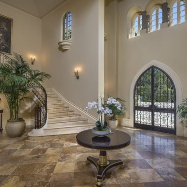 mediterranean masterpiece home accented with moroccan style arches rh luxury architecture net