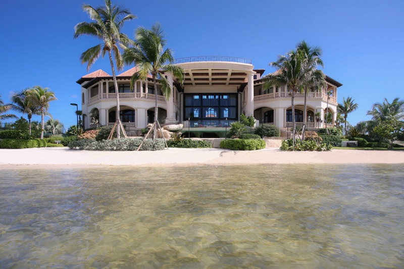One of the Most Beautiful Beachfront Homes in the World! | Castillo Caribe LUXURY HOMES Mega Mansions