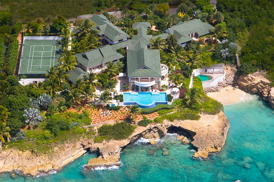 Lovely Imagereader 10 One Of The Caribbeanu0027s Most Spectacular Homes And The  Ultimate Island Retreat ...