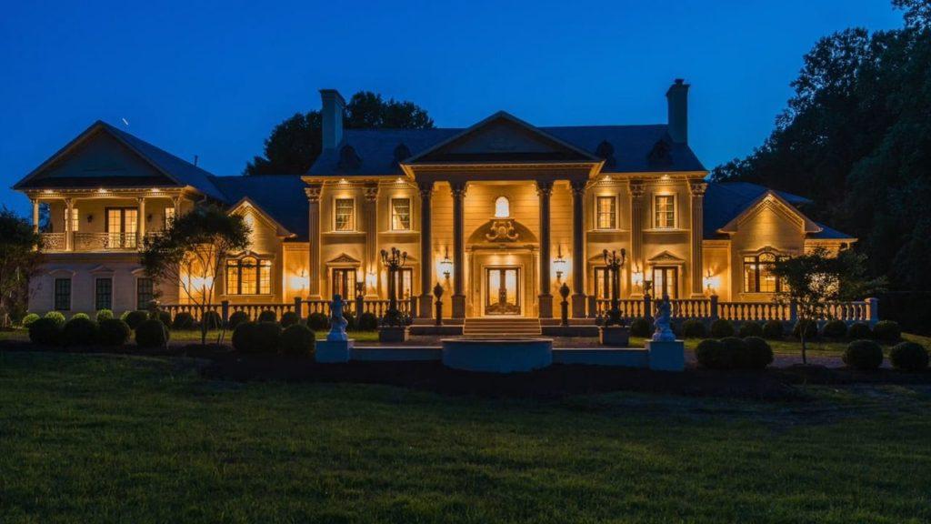 Wonderful Maxresdefault 32 Luxury And Elegant Limestone Mega Mansion Inspired By A  European Style Chateau