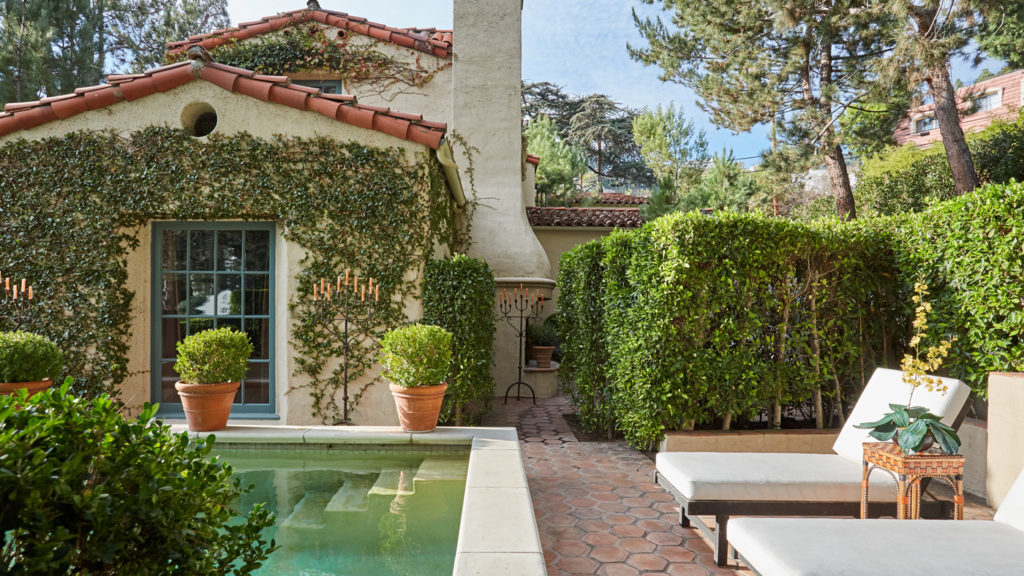 Beautiful And Amazing Spanish Style Architecture Homes In Los Angeles Luxury Architecture