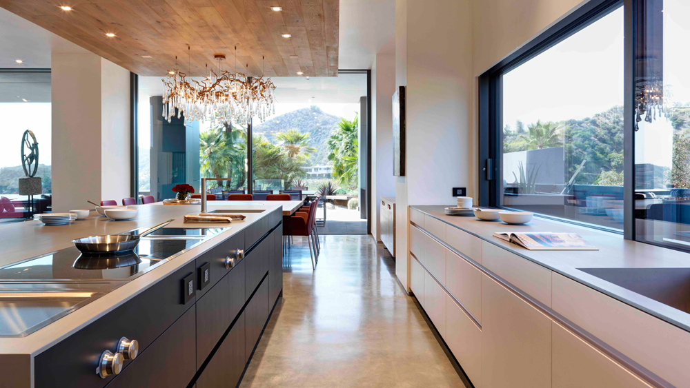 $17.5 Million Modern Contemporary Home on the Hillside of Beverly Hills ARCHITECTURE Contemporary Style Architecture