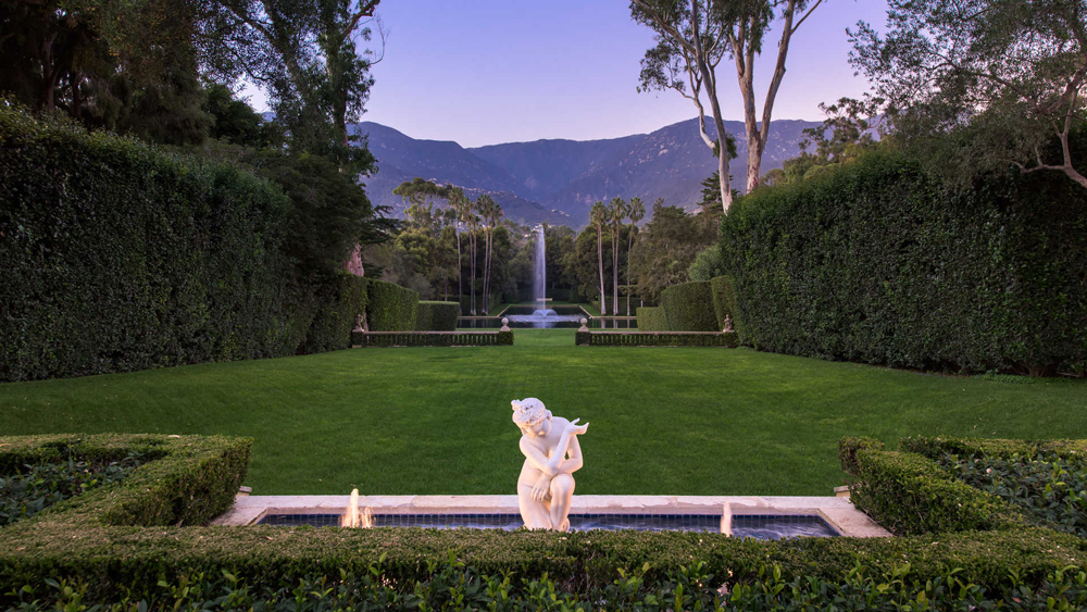 $45 Million Italian inspired estate in Montecito California LUXURY HOMES