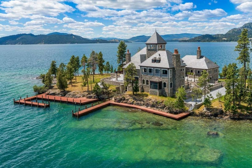 10 Amazing Homes and Mansions Listed For Sale In 2017 LUXURY HOMES