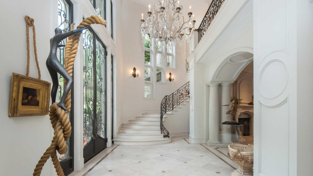 Stunning Beverly Hills Home Inspired by Old World French Mansions ARCHITECTURE French Style Architecture LUXURY HOMES