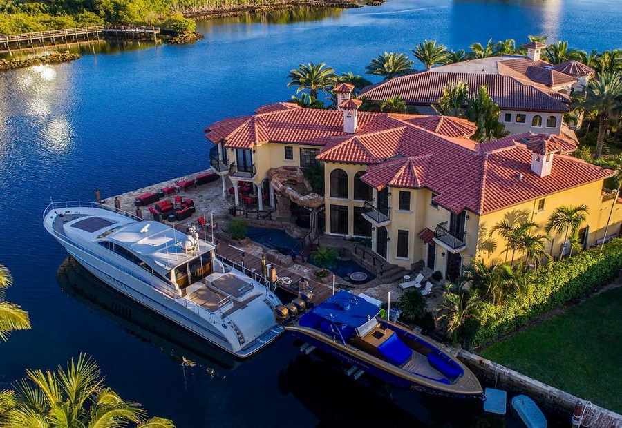 Masterpiece On The Water Florida Waterfront
