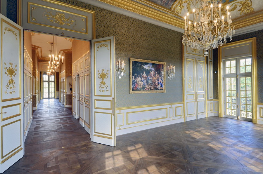 301 000 000 Home One Of The Most Expensive Houses In The World Chateau Louis Xiv Home Tour Luxury Architecture