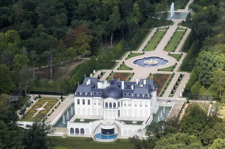 France 301000000 home one of the most expensive houses in the world chateau louis