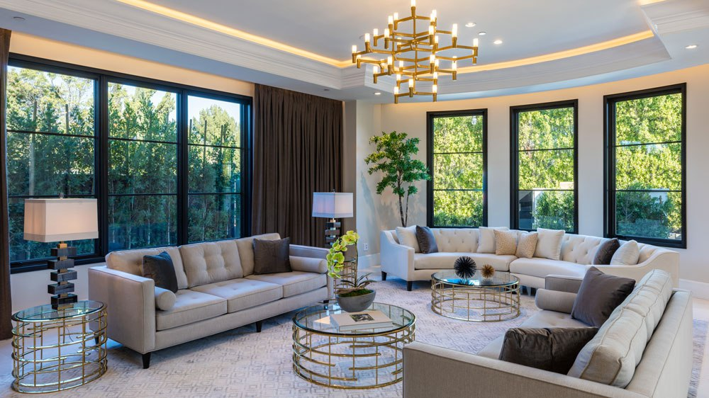 Modern Mediterranean Mansion in Bel Air's Billionaire Row ...