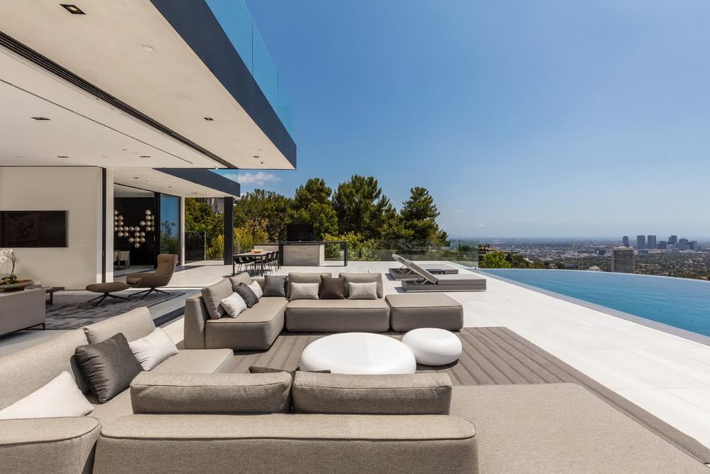 Fine Contemporary Style Of Architecture Crest home design ideas