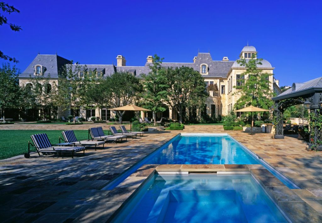 95 Million French Normandy Style Mega Mansion In Beverly