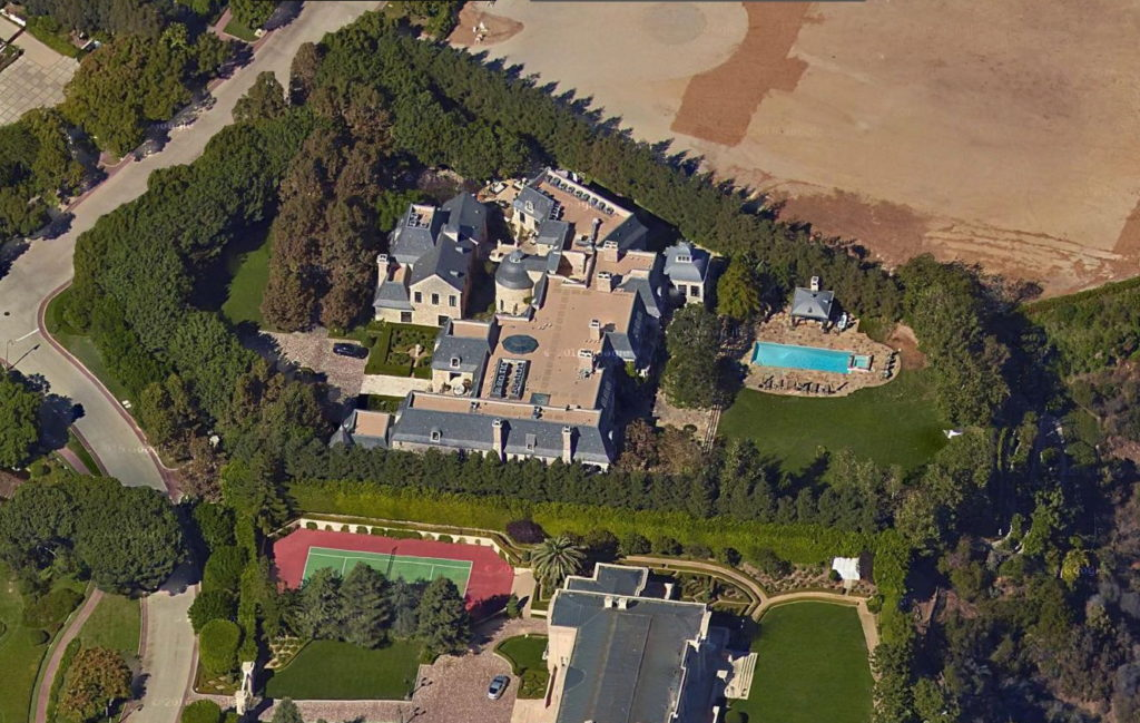 95 Million French Normandy Style Mega Mansion In Beverly Hills California Luxury Architecture