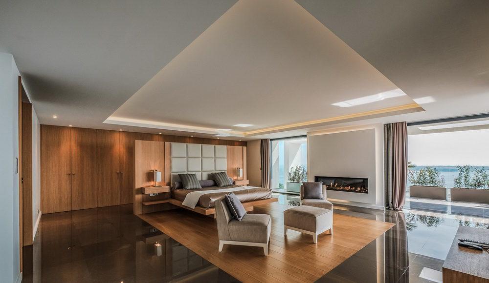 Villa Le Sud Cannes Amazing And Luxury Modern Villa In