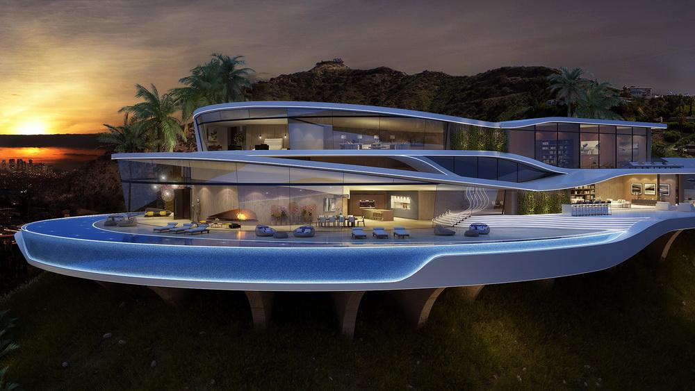 granito-house-los-angeles-Futuristic-Loo