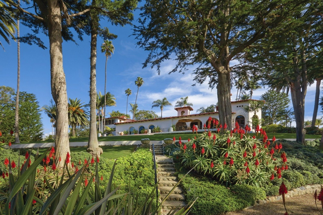 La casa pacifica – a landmark on the coast - president