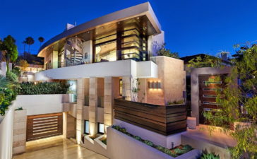 Stunning Luxury Contemporary Modern Custom Home In La Jolla With Rooftop Patio
