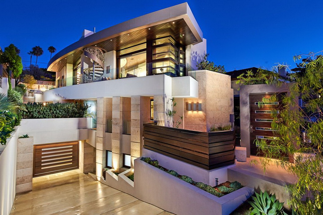 Stunning Luxury Contemporary Modern Custom Home In La Jolla